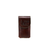 RLP-011S Montana West Genuine Leather Belt Loop Holster Cell Phone Case - Montana West World