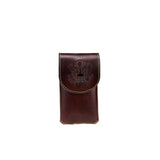 RLP-015S Montana West Genuine Leather Belt Loop Holster Cell Phone Case