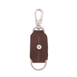 RYS-283  Montana West Real Leather Double Pistol Concho Key Chain 1Pcs - Montana West World