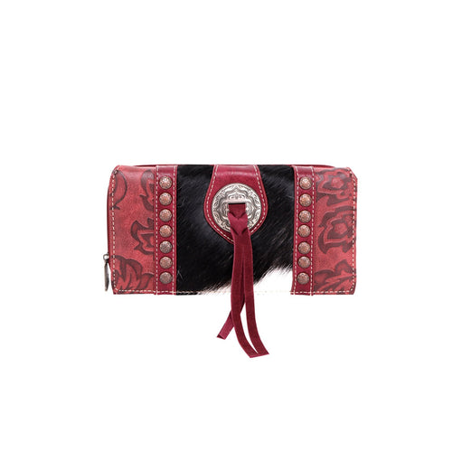 Akebia Concho Wallet - Montana West World