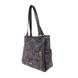 Akebia Fringe Concealed Carry Tote - Montana West World