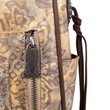 Akebia Fringe Concealed Carry Crossbody Bag - Montana West World
