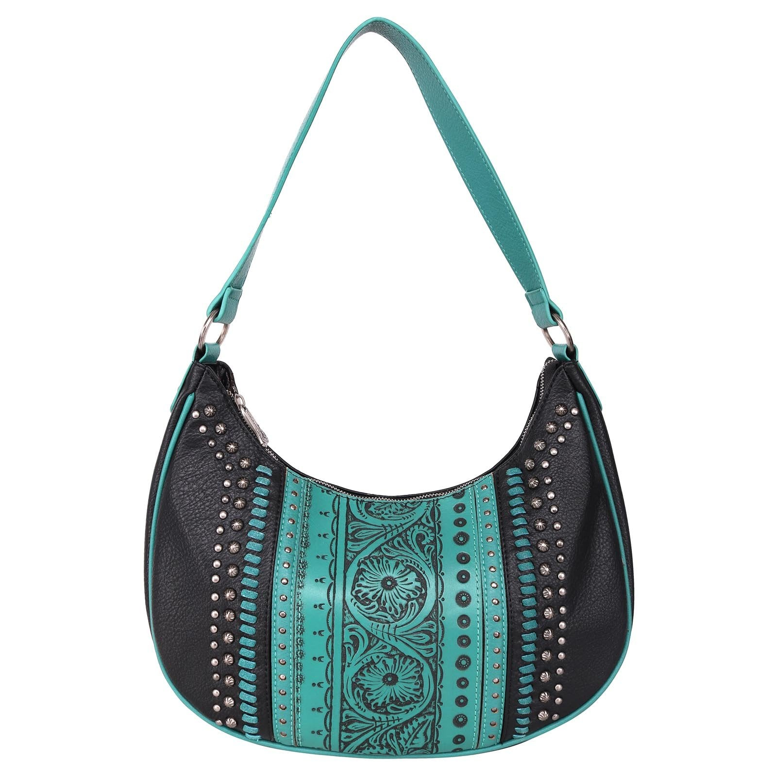 Trinity Ranch Tooled Collection Concealed Carry Hobo