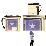 Texas Pride Concealed Carry Messenger Bag - Montana West World
