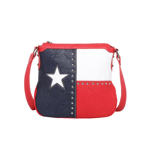 Montana West Texas Pride Collection Concealed Carry Crossbody - Montana West World
