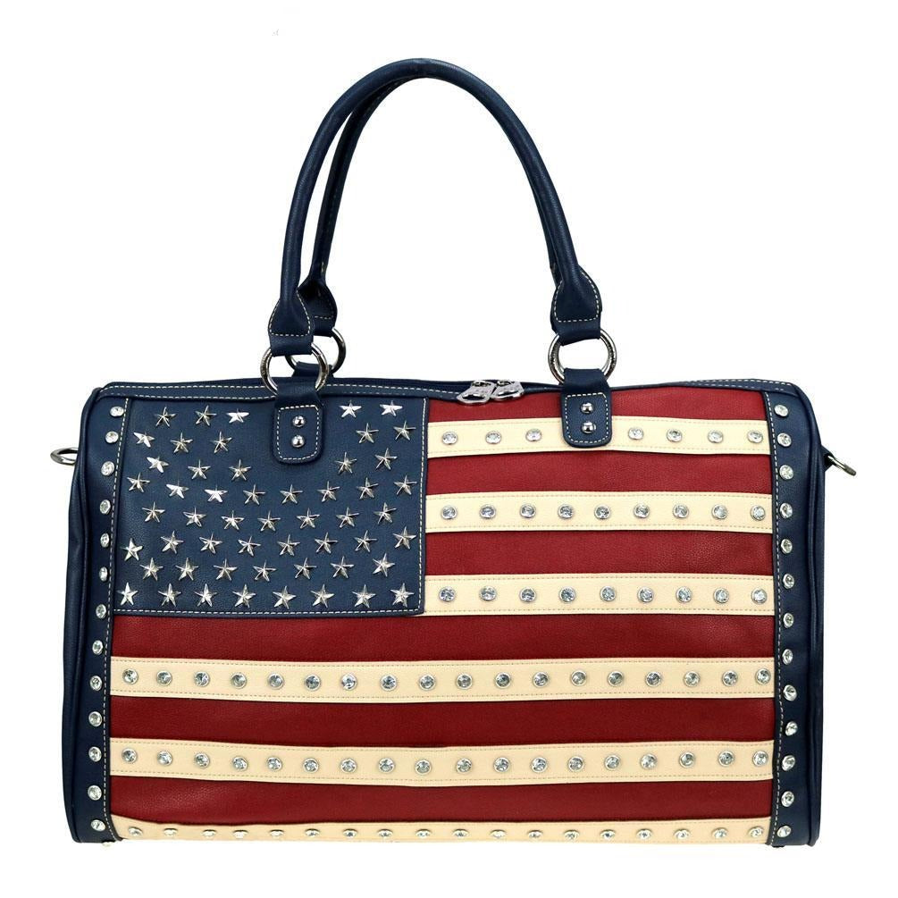 American Pride Duffle Bag - Montana West World