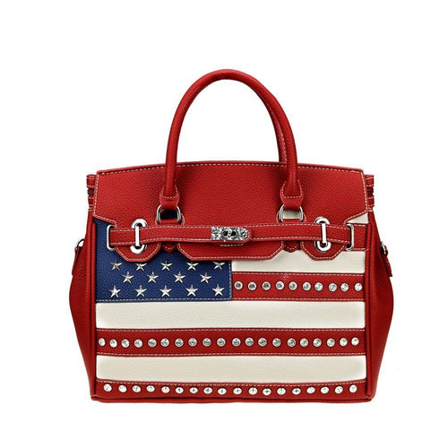 American Pride Tote Bag - Montana West World