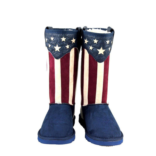 BST-023 Montana West American Pride Collection Boots - Montana West World
