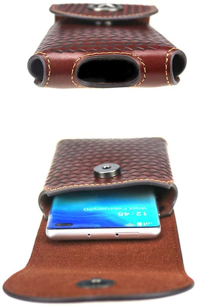 RLP-001 Delila Genuine Leather Phone Holsters for Men - Montana West World