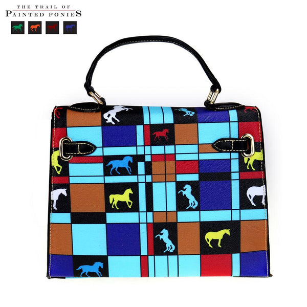 TPP03-9319 The Trail of Painted Ponies Collection Satchel - Montana West World