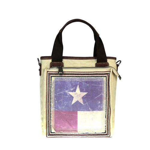 Texas Pride Concealed Carry Mini Tote Bag - Montana West World
