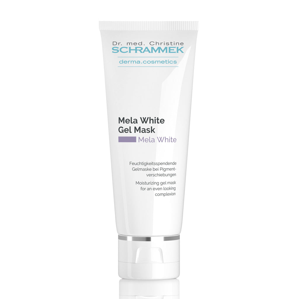 MELA WHITE GEL MASK
