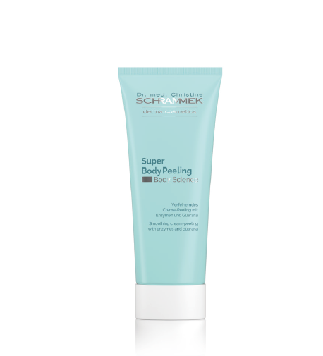 Super Body Peeling Smoothing cream-peeling with enzymes and guarana