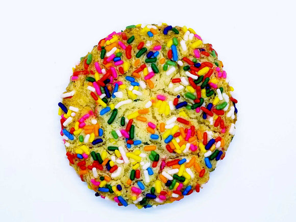 Funfetti Birthdaycake Cookies