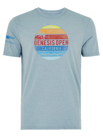 Genesis Open Sun & Fun Golf T-Shirt