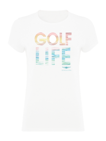 Genesis Open Women's Golf Life T-Shirt