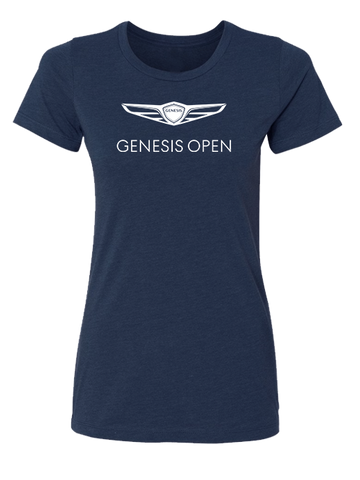 Genesis Open Women's Full Logo T-Shirt