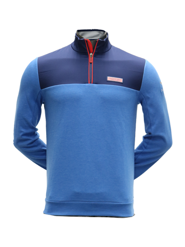 Genesis Open Performance Mesh Quarter Zip