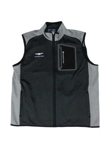 Genesis Open Powerstretch Vest - Gray