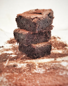 Award Winning Gluten, Wheat + Dairy Free Chocolate Brownies - Julia + son