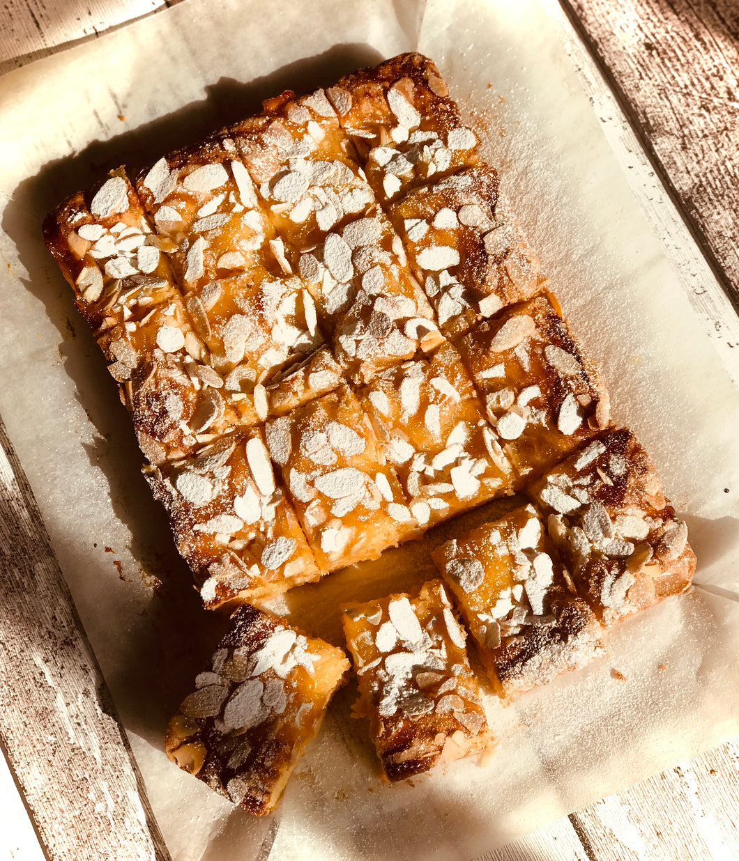 Gluten and Dairy Free Lemon and Almond Torta - Julia + son