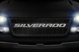 Chevy 1500/2500 Grille w/ LED X-Lite ('03-'07) SILVERADO - RacerX Customs