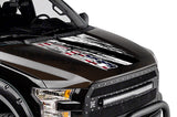 Ford F150 Hood Graphics (2015-2018) USA F150 - RacerX Customs