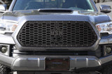 Toyota Tacoma Steel Grille ('16-'17) USN Logo - RacerX Customs