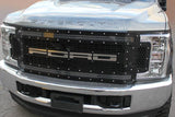 Custom Ford Super Duty Grille (2017-2019) LED, X-Lite - RacerX Customs