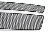 Chevy Silverado 2500/3500 Grille - Stainless Steel Mesh Grille (2015-2019) - RacerX Customs