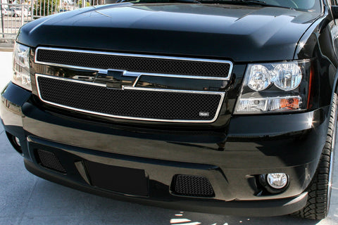 Chevy Suburban Z71 Grille (2007) Stainless Steel Mesh - RacerX Customs