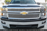 Chevy Silverado 2500/3500 Grille - Stainless Steel Mesh SW Grille (2015-2019) - RacerX Customs