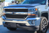 Chevy Silverado Stainless Steel Mesh Grille (2016-2018) MX-Series - RacerX Customs