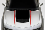Chevy Camaro Vinyl Hood Stripes Kit (2010-2015) SS-Stripes - RacerX Customs