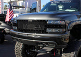 Chevy Silverado 1500 Custom Grille (2003-2005) RC1 - RacerX Customs