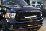 Dodge Ram 2500/3500/4500 Grille with LED Light Bar ('10-'12) RC1X - RacerX Customs