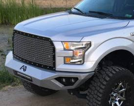 Ford F150 Custom Grille (2015-2017) RC1 - RacerX Customs