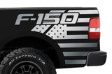 Ford F150 Quarter Panel Vinyl Wrap (2004-2008) F150-USA - RacerX Customs
