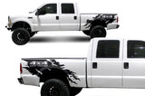 Ford F250-F350 4x4 Vinyl Wrap Kit (1999-2006) - RacerX Customs