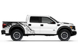Ford Raptor Vinyl Wrap (2010-2014) Splash - RacerX Customs