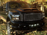 Ford Super Duty Steel Mesh Grille (1999-2004) RC1 - RacerX Customs
