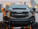 GMC Sierra 1500 Grille with LED Bar (2014-2015) RC4X - RacerX Customs