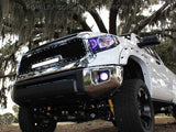 Ford Raptor Custom Grille with LED Bar (2009-2015) RC1X - RacerX Customs
