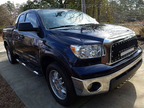 Toyota Tundra Custom Grille with LED Bar ('10-'13 ) RC1X - RacerX Customs