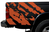 Toyota Tacoma Quarter Panel Vinyl Wrap Kit (1995-2004) Ripped - RacerX Customs