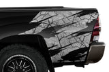 Toyota Tundra Quarter Panel Graphics (2007-2013) TORN STONE - RacerX Customs
