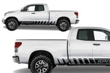Toyota Tundra Rocker Panel Wrap Kit - SPORT (2007-2013) - RacerX Customs