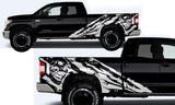 Toyota Tundra Wrap Kit - Vinyl - Nightmare (2014-2018) Double-Cab - RacerX Customs