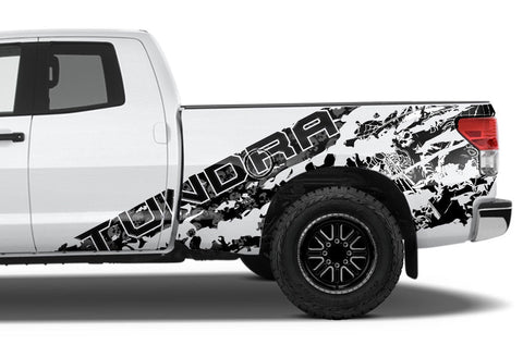 Toyota Tundra Double-Cab Graphics (2007-2013) GRIM REAPER - RacerX Customs