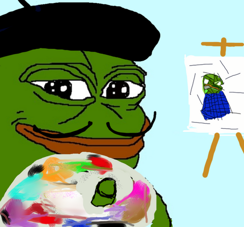 The History Of Pepe The Frog And How He Became A Hate Symbol
